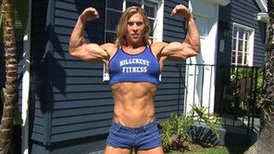 Transgender Bodybuilder