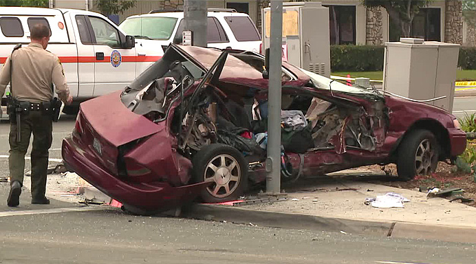 Fatal Poway Crash