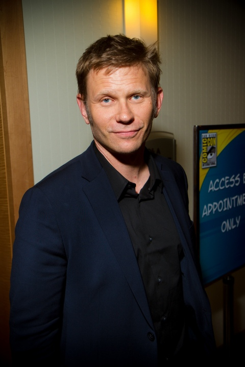 Mark Pellegrino of Being Human, Revolution, and Lost
