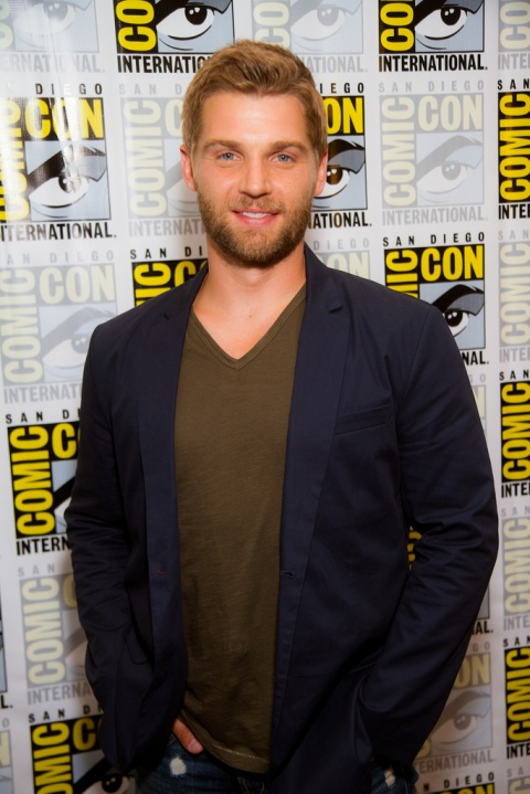 Mike Vogel of Under the Dome