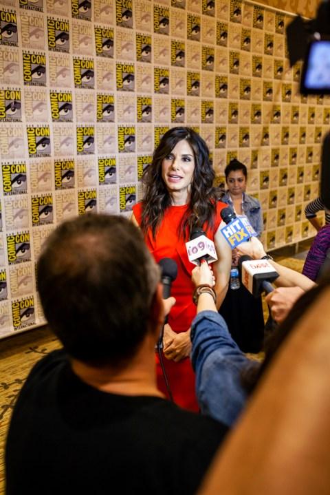 Sandra Bullock by Joel Feria