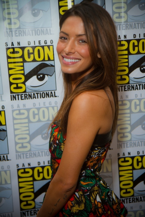 Sarah Shahi of Person of Interest and Chicago Fire
