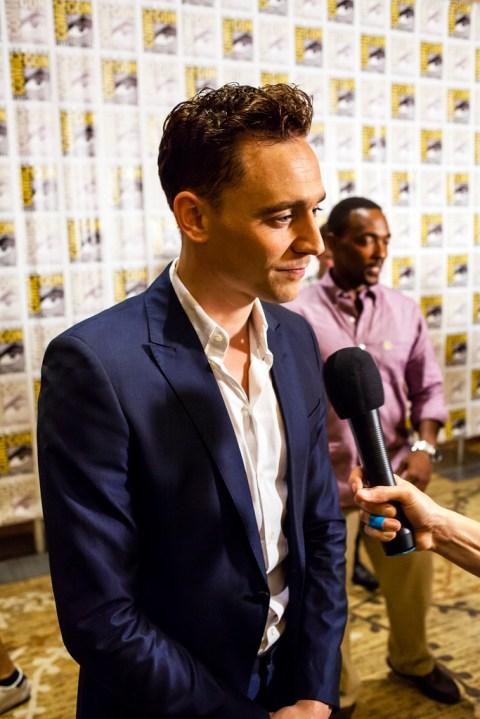 Tom Hiddleston by Joel Feria