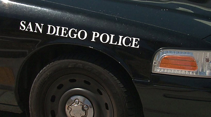 SDPD Patrol Car