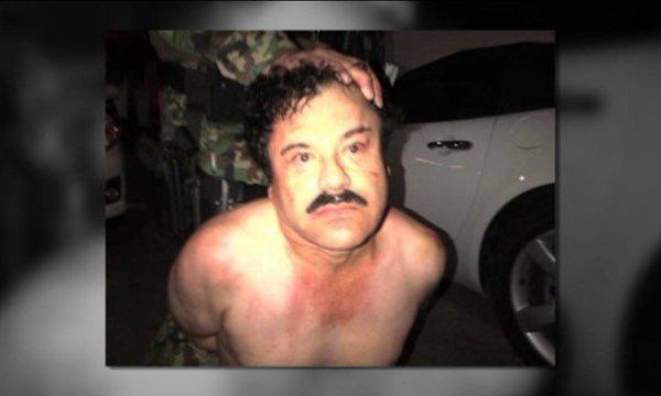 US, Mexican officials arrest Sinaloa Cartel chief 'Chapo' Guzman
