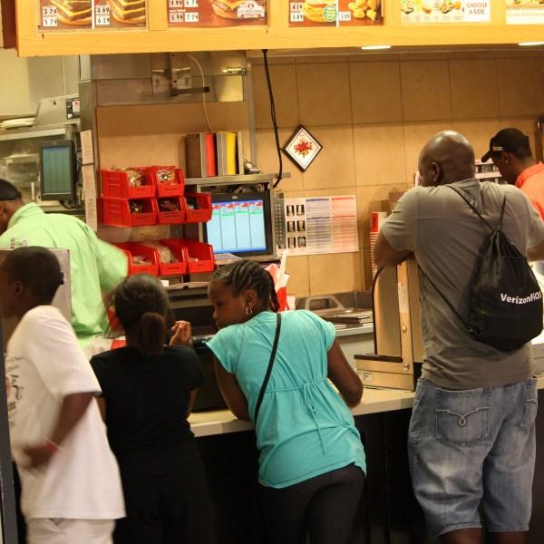 Fast Food / Food Court