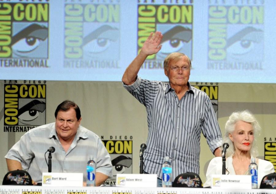 """Batman: The Complete Series"" DVD Release – Comic-Con International 2014"