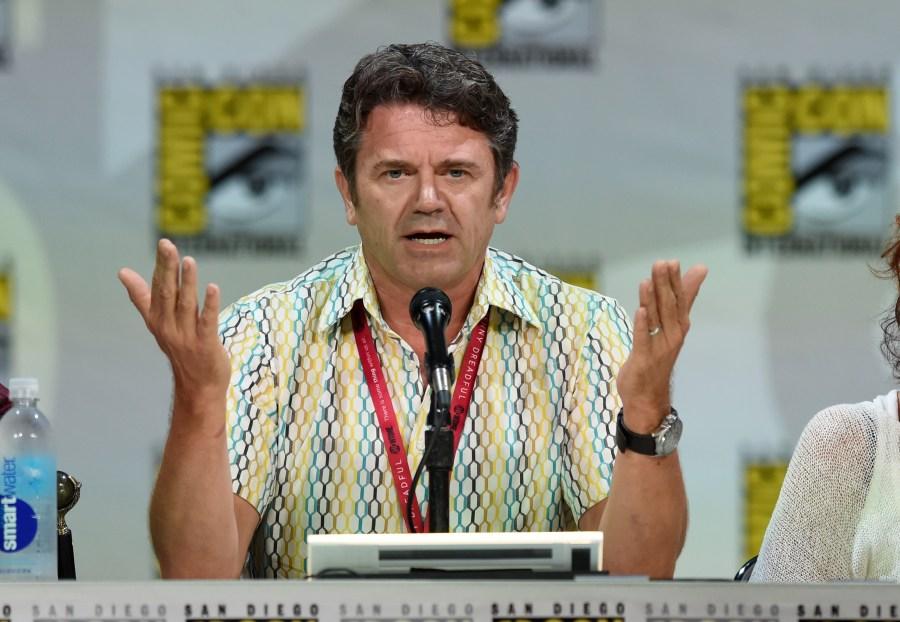Nickelodeon: Legend Of Korra: Book 3 Panel – Comic-Con International 2014