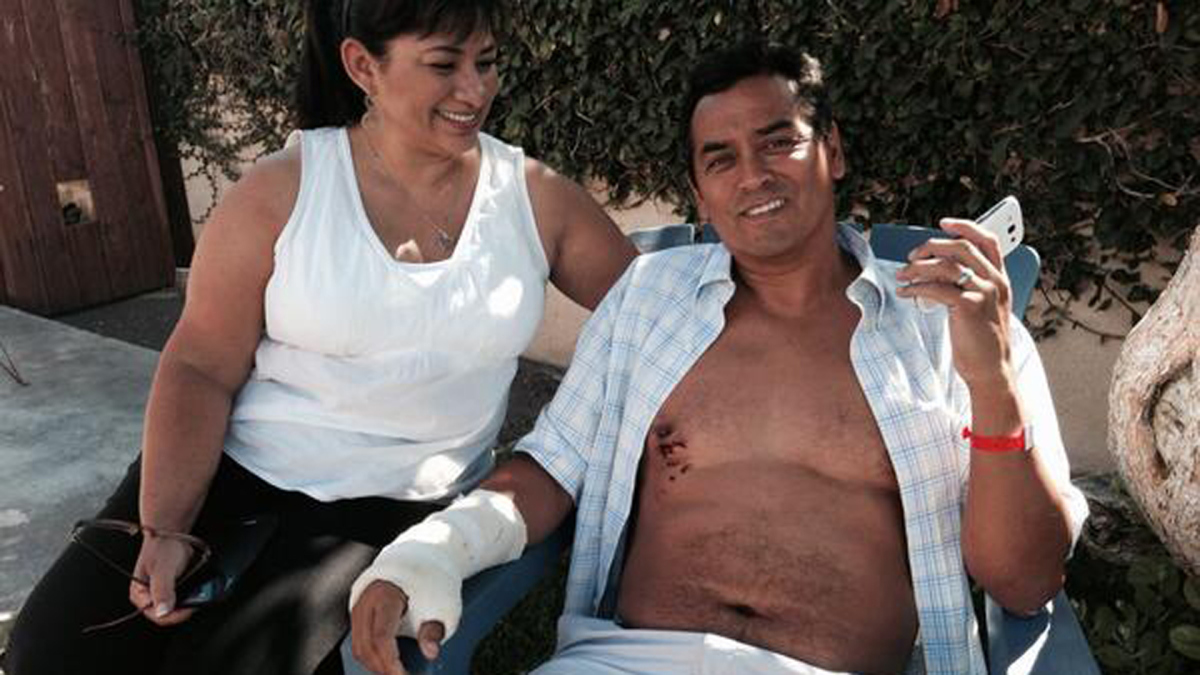 Swimmer Attacked by Shark in Manhattan Beach Is in Shock; Unsure If He Will Return to the Sport