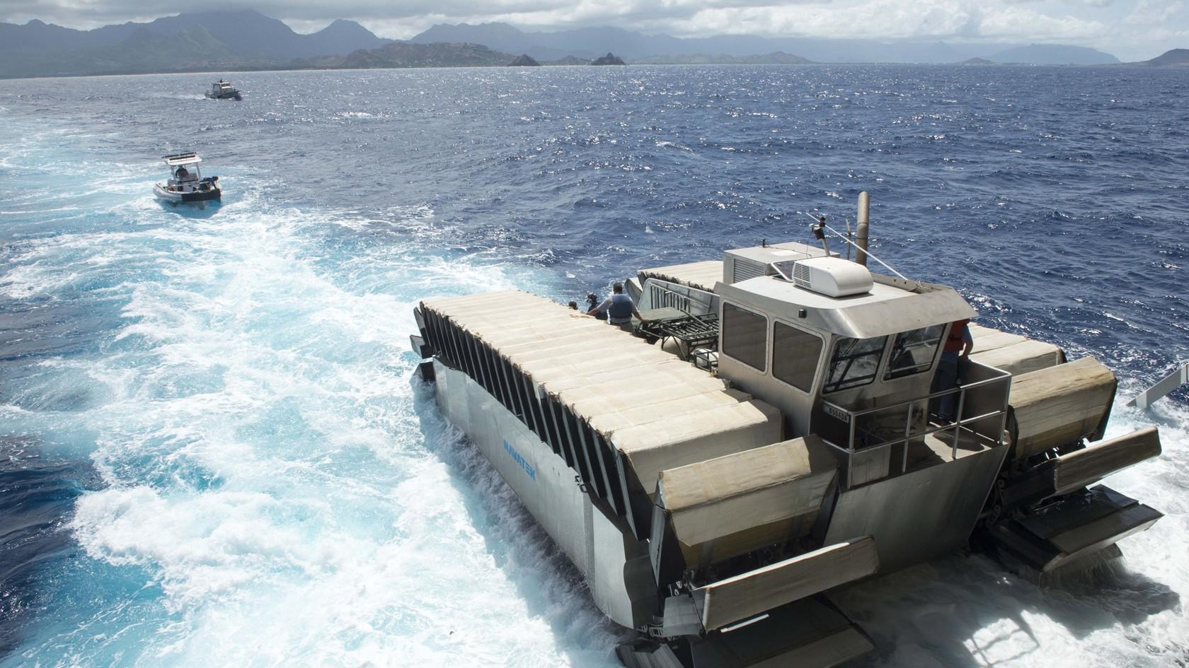Marine Corps reveals UHAC