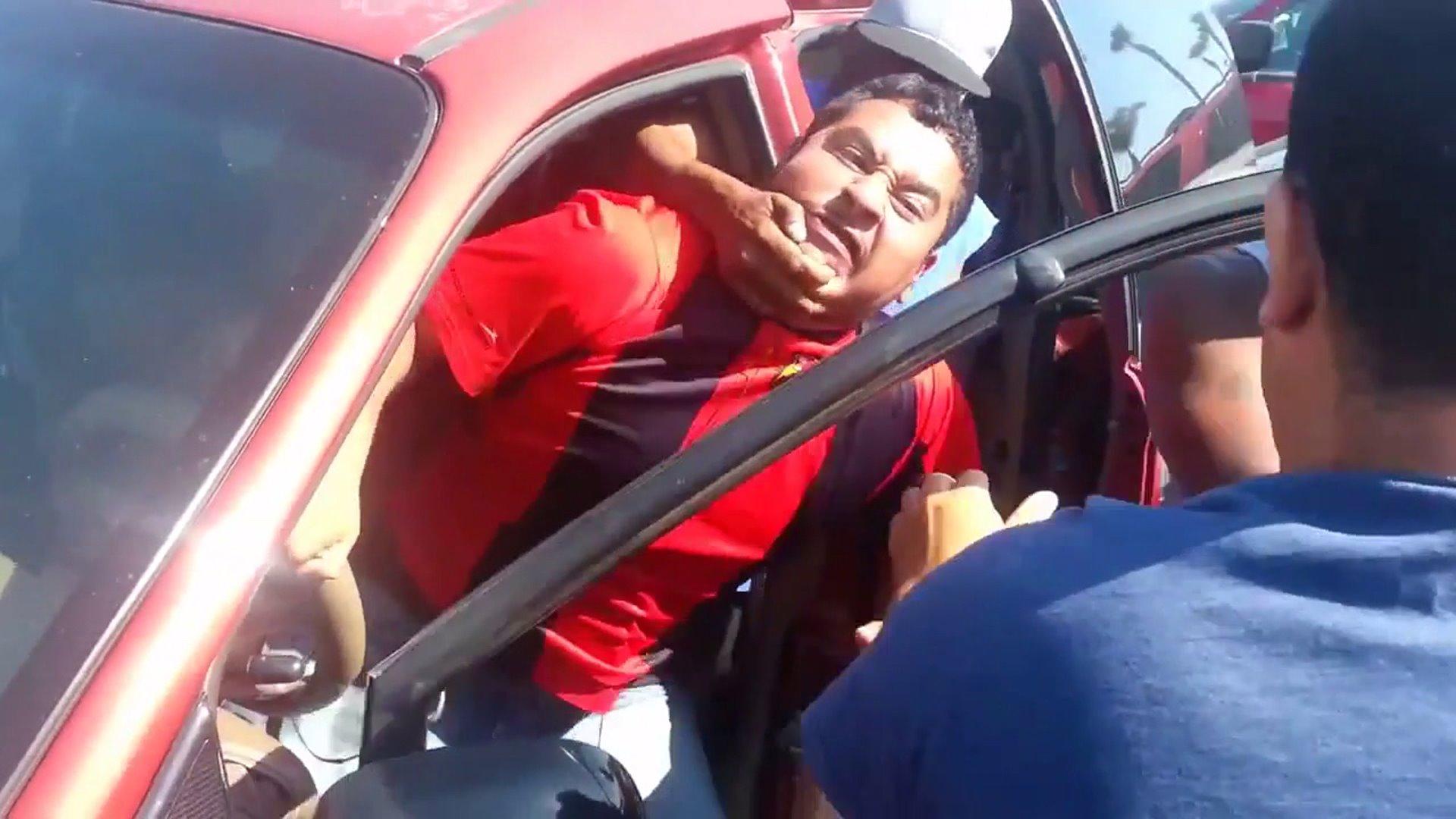 suspected carjacker