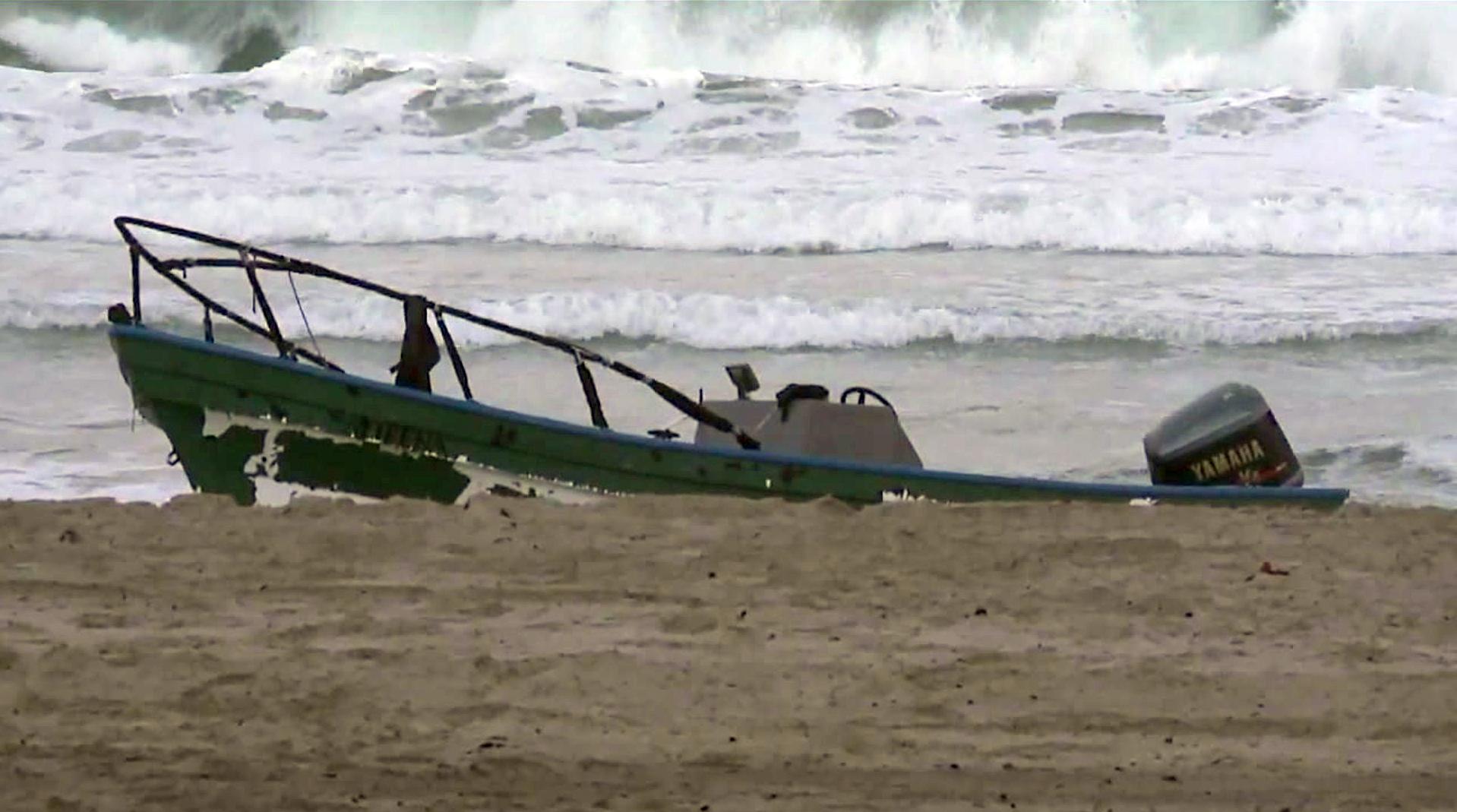 Mission Beach Panga