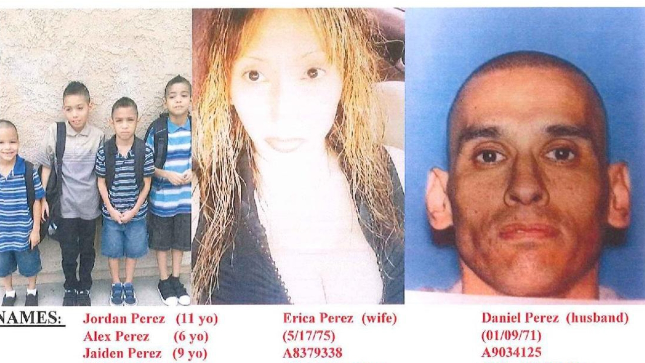 Arioa Perez Porno family pleads for safe return of 4 missing children after