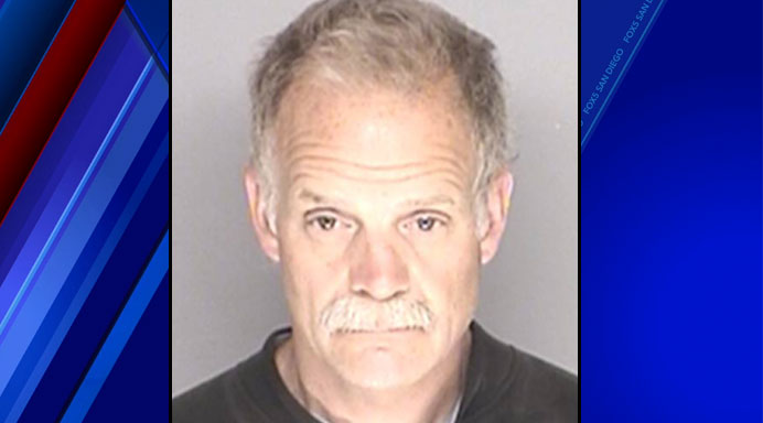 Accused Pacific Beach rapist, PB, sexual assault