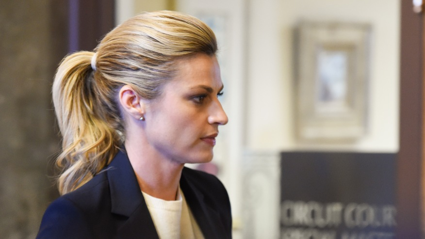 Did Erin Andrews Stage This Nude Act?