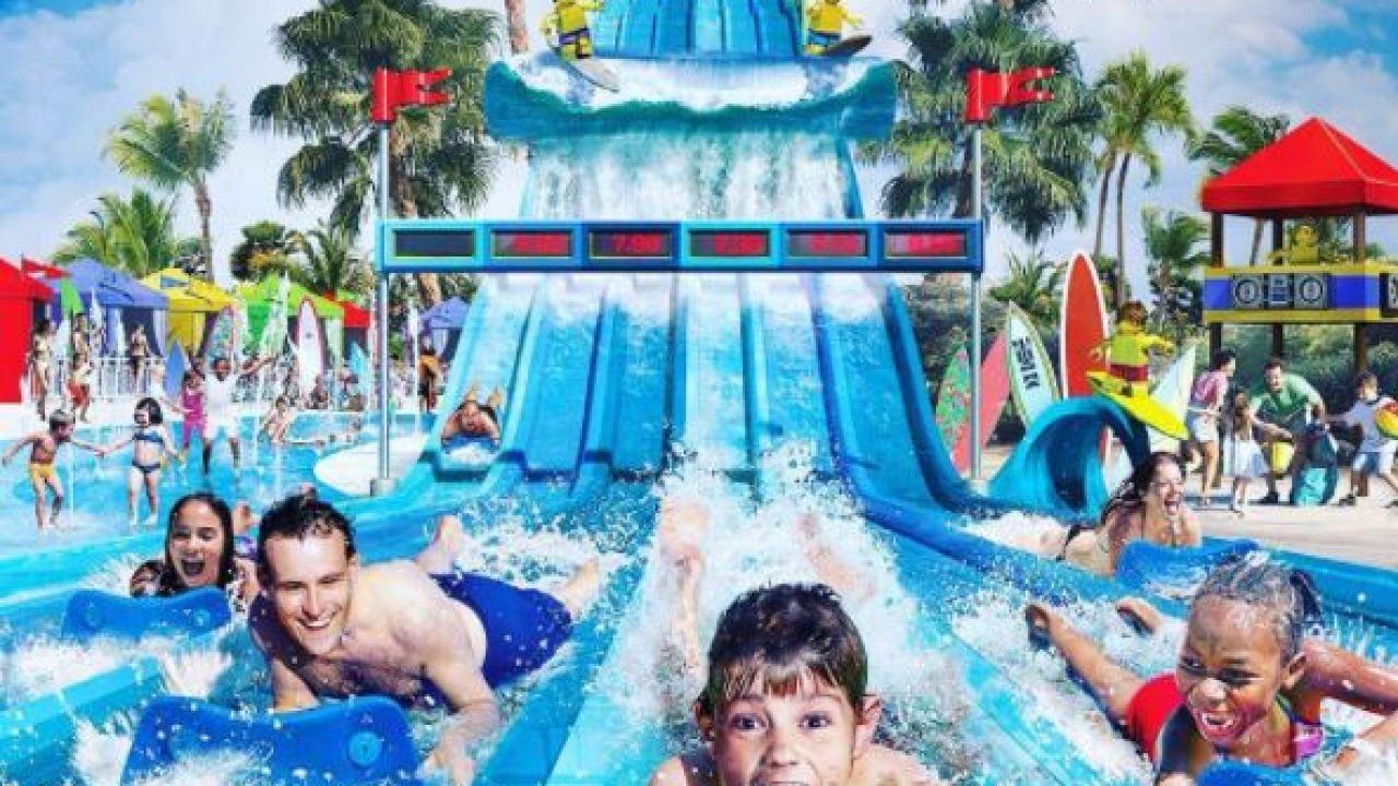 Legoland California Waterpark unveils new racing water ...