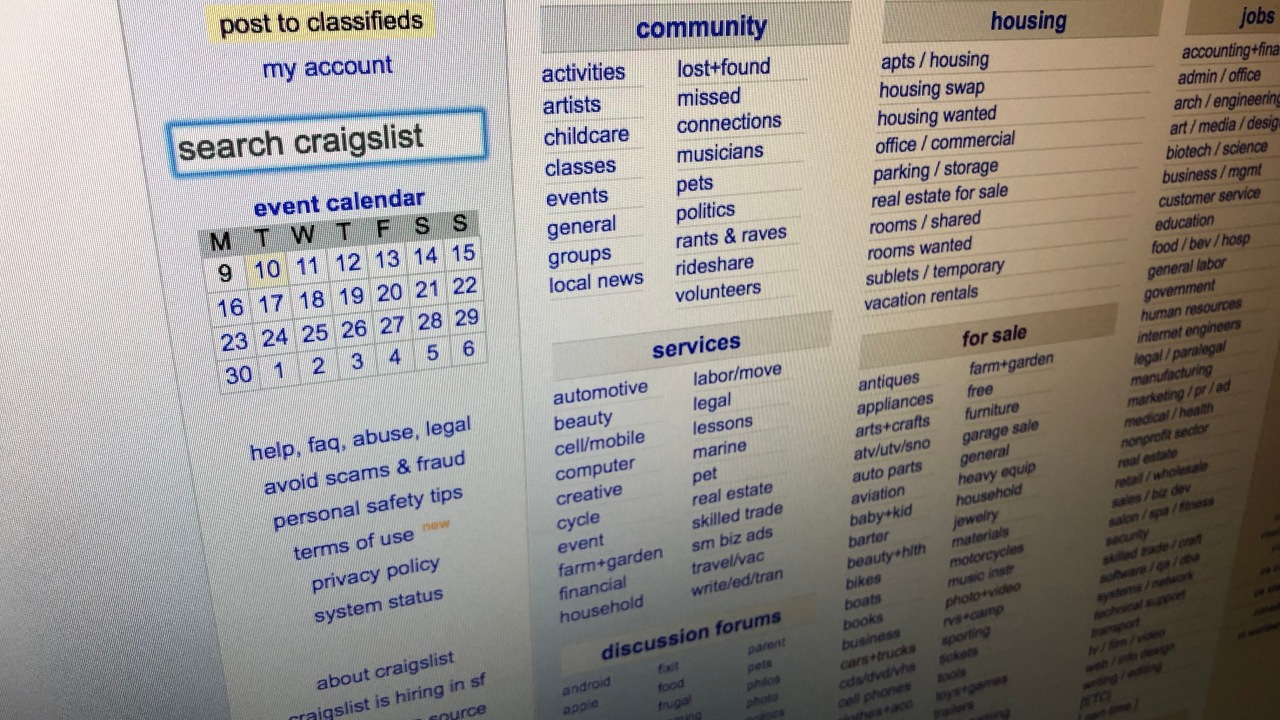 After Craigslist personals go dark, sex workers fear what ...