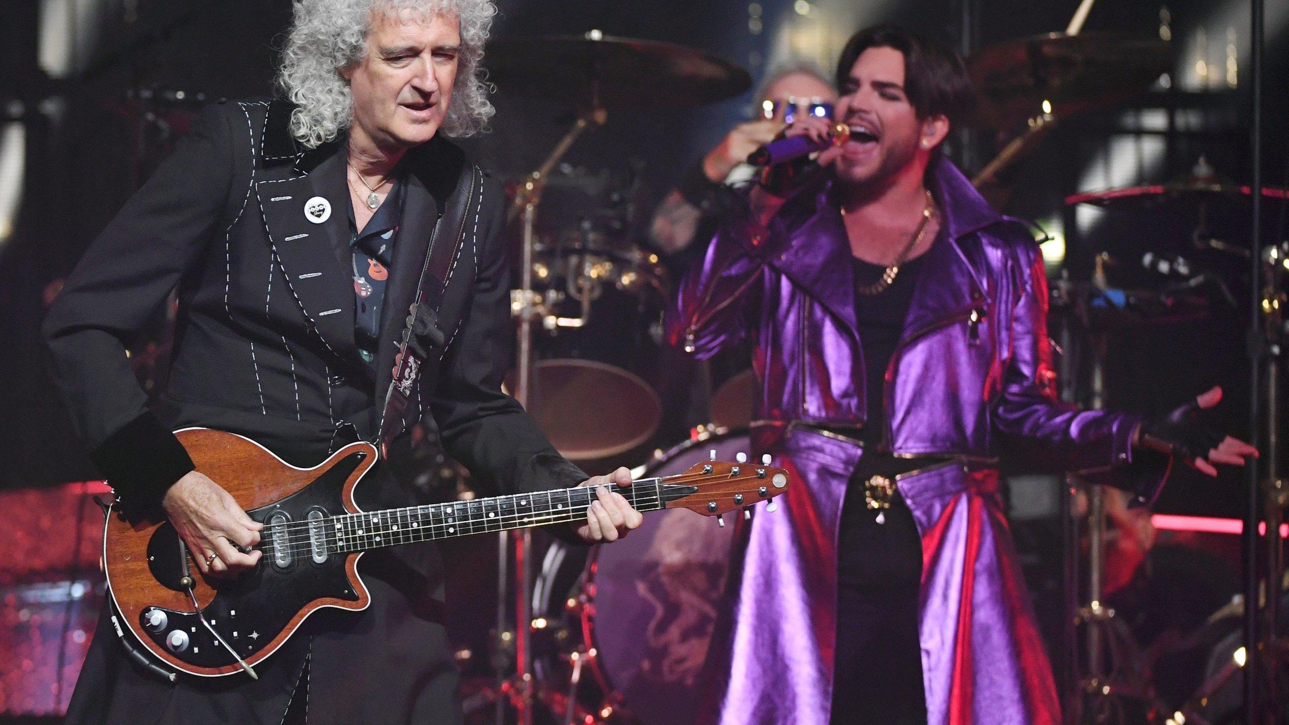 Zoom Background Queen Bohemian Rhapsody Adam Lambert