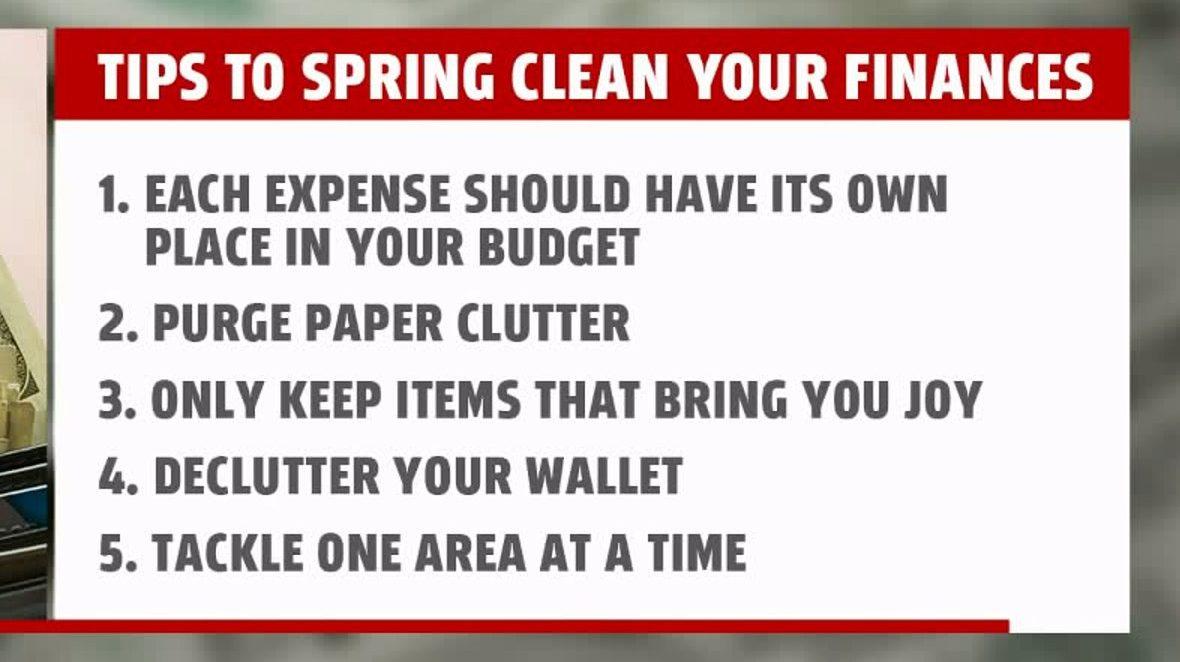 Tips for finances