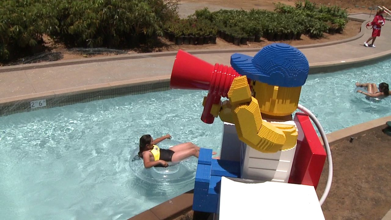 Legoland celebrates firefighters with 'Heroes Weekend ...
