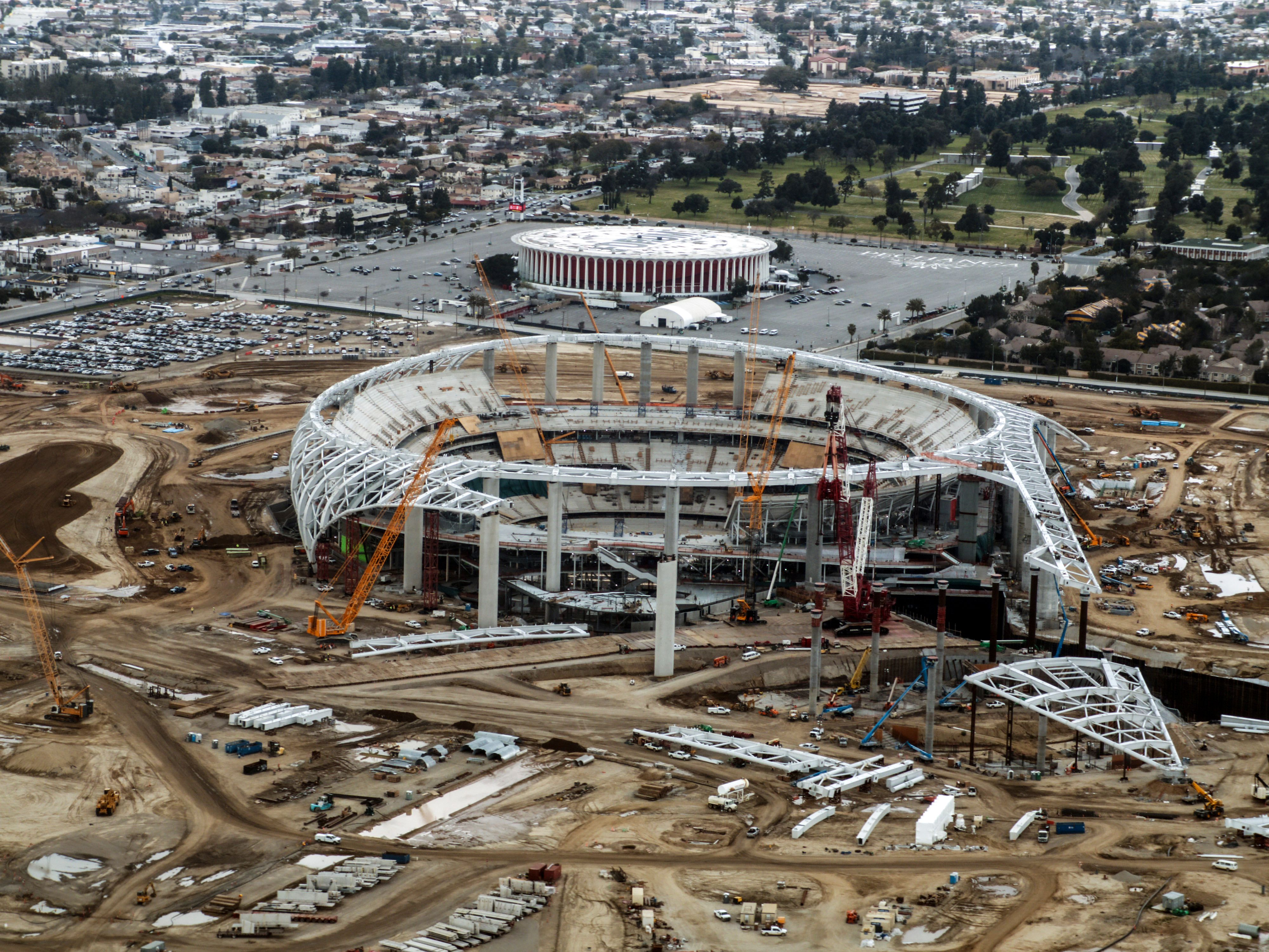 report rams frustrated with chargers contribution to new stadium fox 5 san diego report rams frustrated with chargers contribution to new stadium fox 5 san diego
