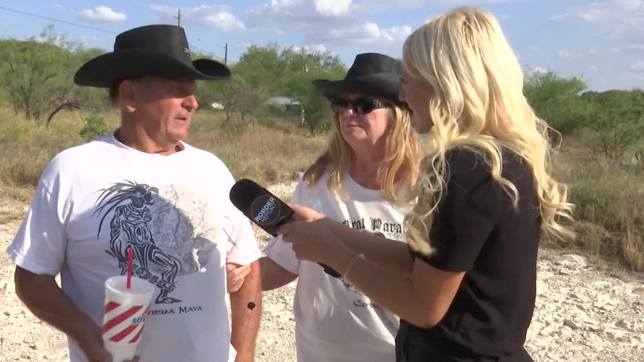 Del Rio residents say they feel safe, despite no border wall