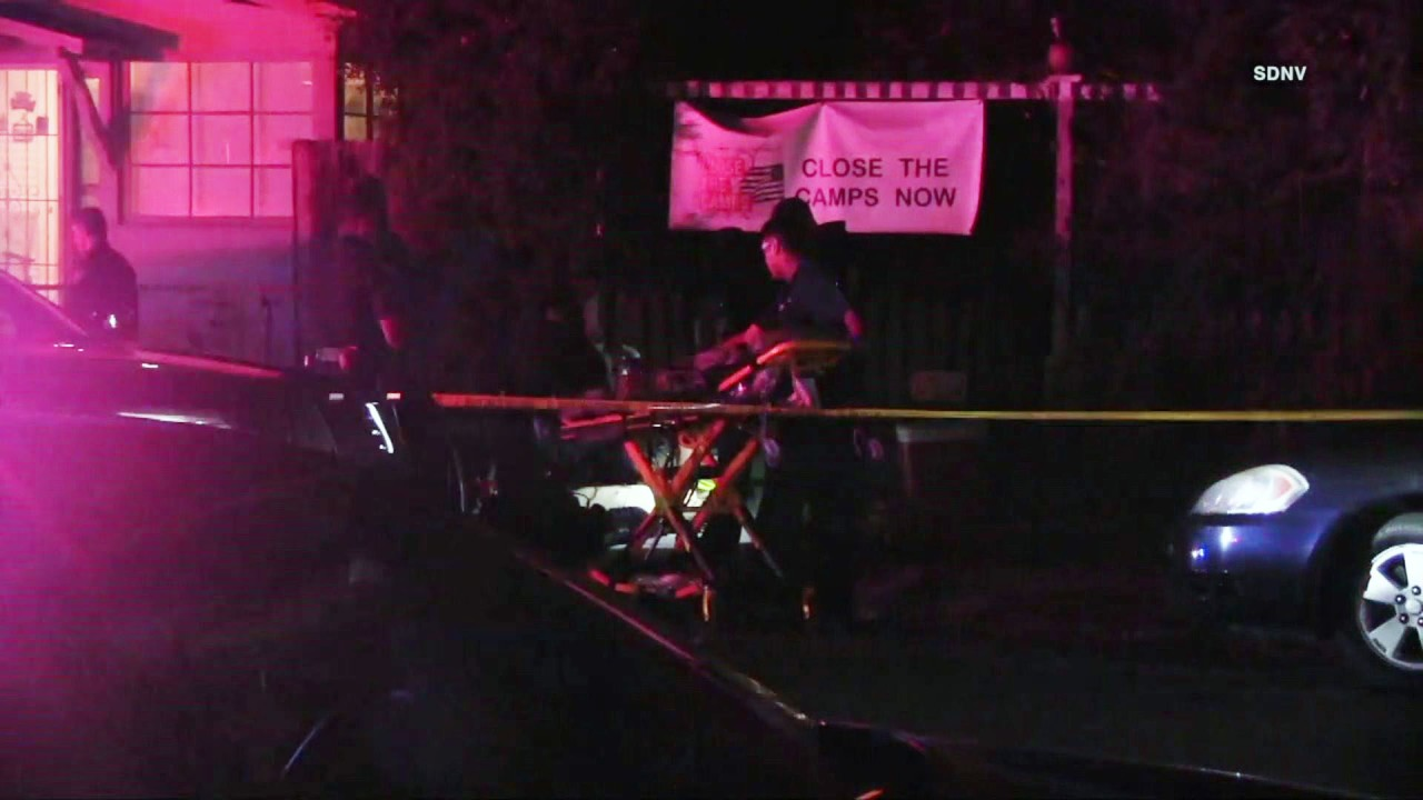 Man Shot During Fight At City Heights Home