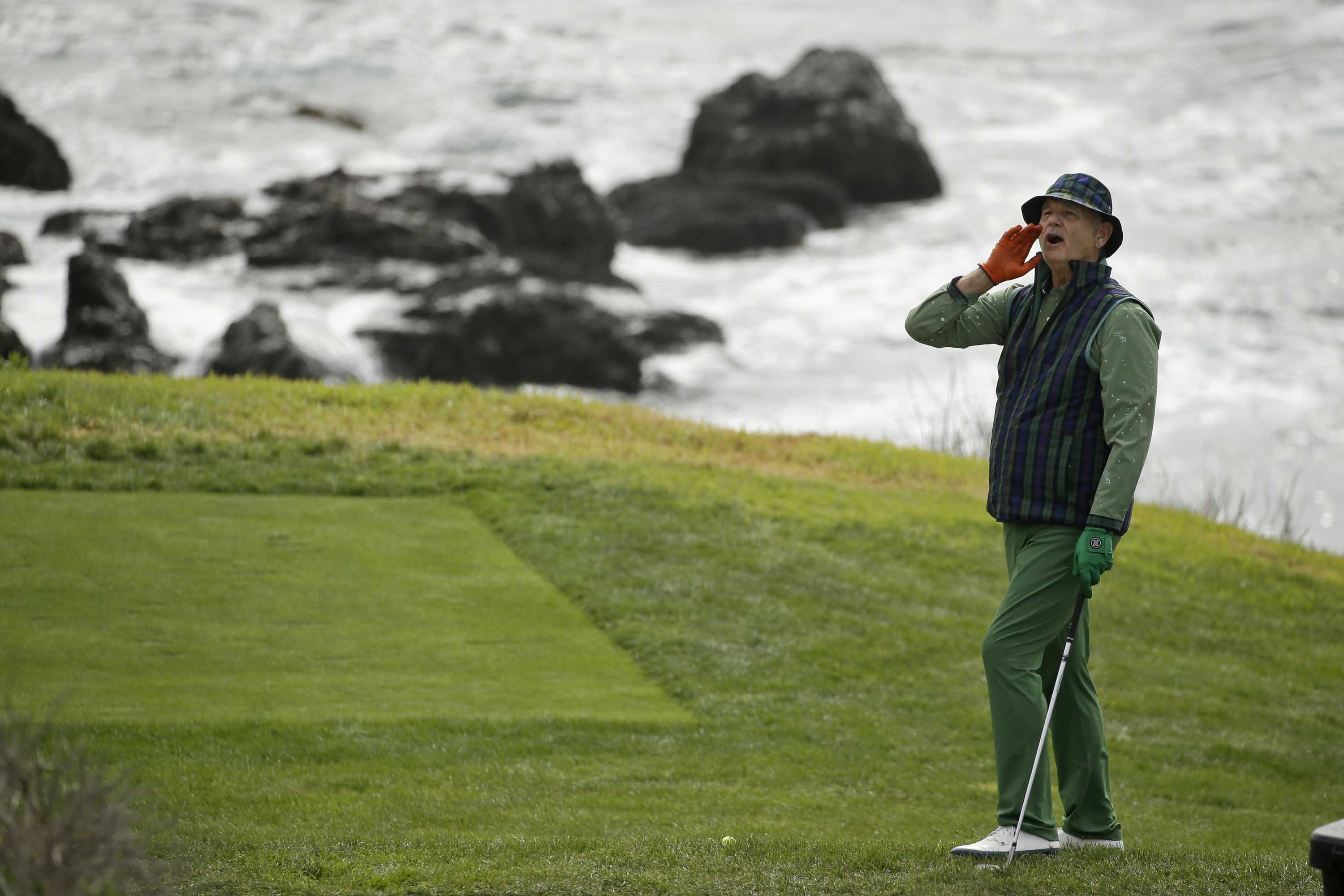 Bill Murray Channels Caddyshack Character During Golf Tournament Fox 5 San Diego Born june 28, 1966) is an american actor, producer, screenwriter, and political activist. https fox5sandiego com entertainment bill murray channels caddyshack character during golf tournament