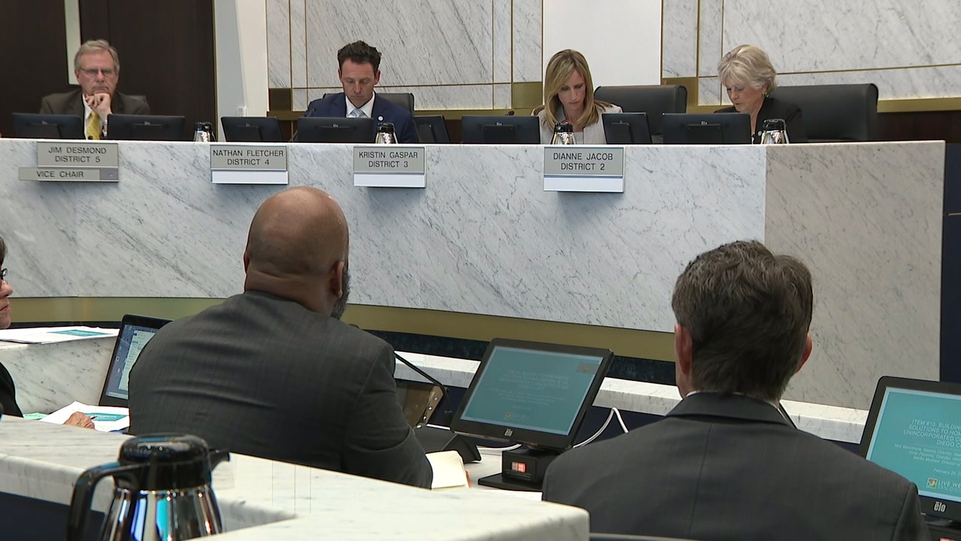 The Board of Supervisors Tuesday approved more assistance to help those seeking shelter in unincorporated regions of San Diego County, including an expanded hotel/motel voucher program.