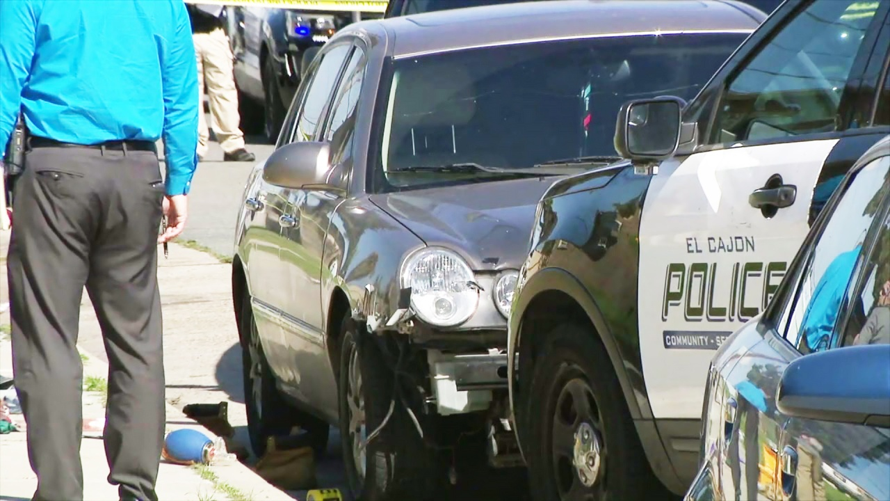 Police identify car theft suspect shot by officer