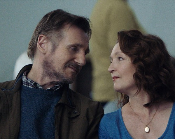 Liam Neeson shows his softer side.