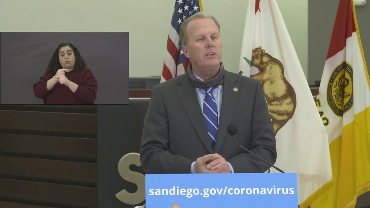 Mayor discusses maintaining mental, physical health while staying at home