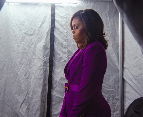 A documentary that follows Michelle Obama on her book tour.