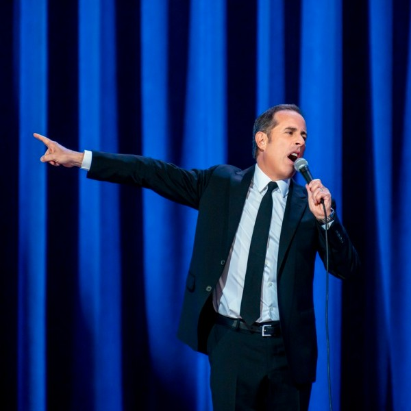 Jerry Seinfeld's latest comedy special.