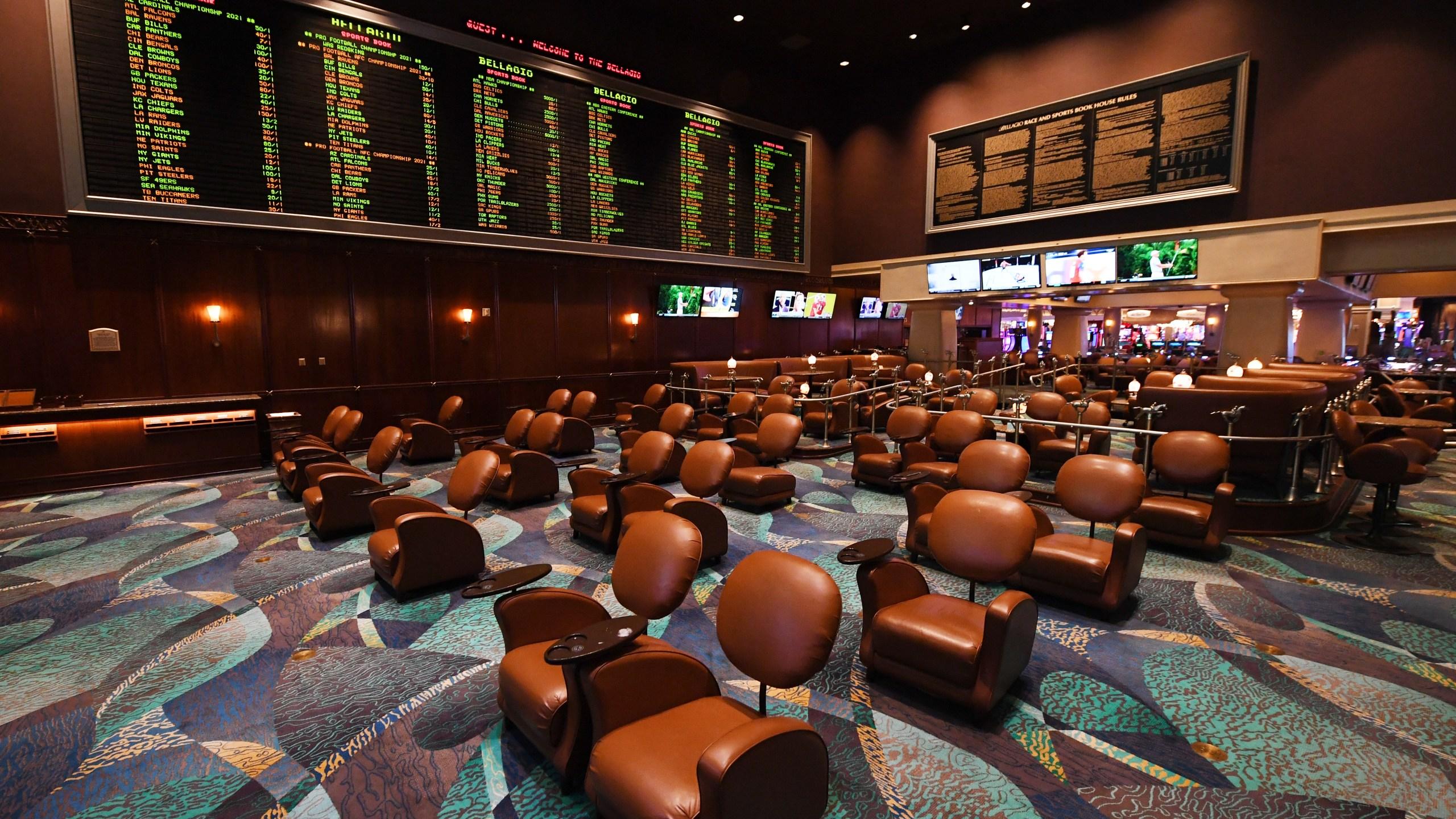 fox 5 news las vegas sports betting