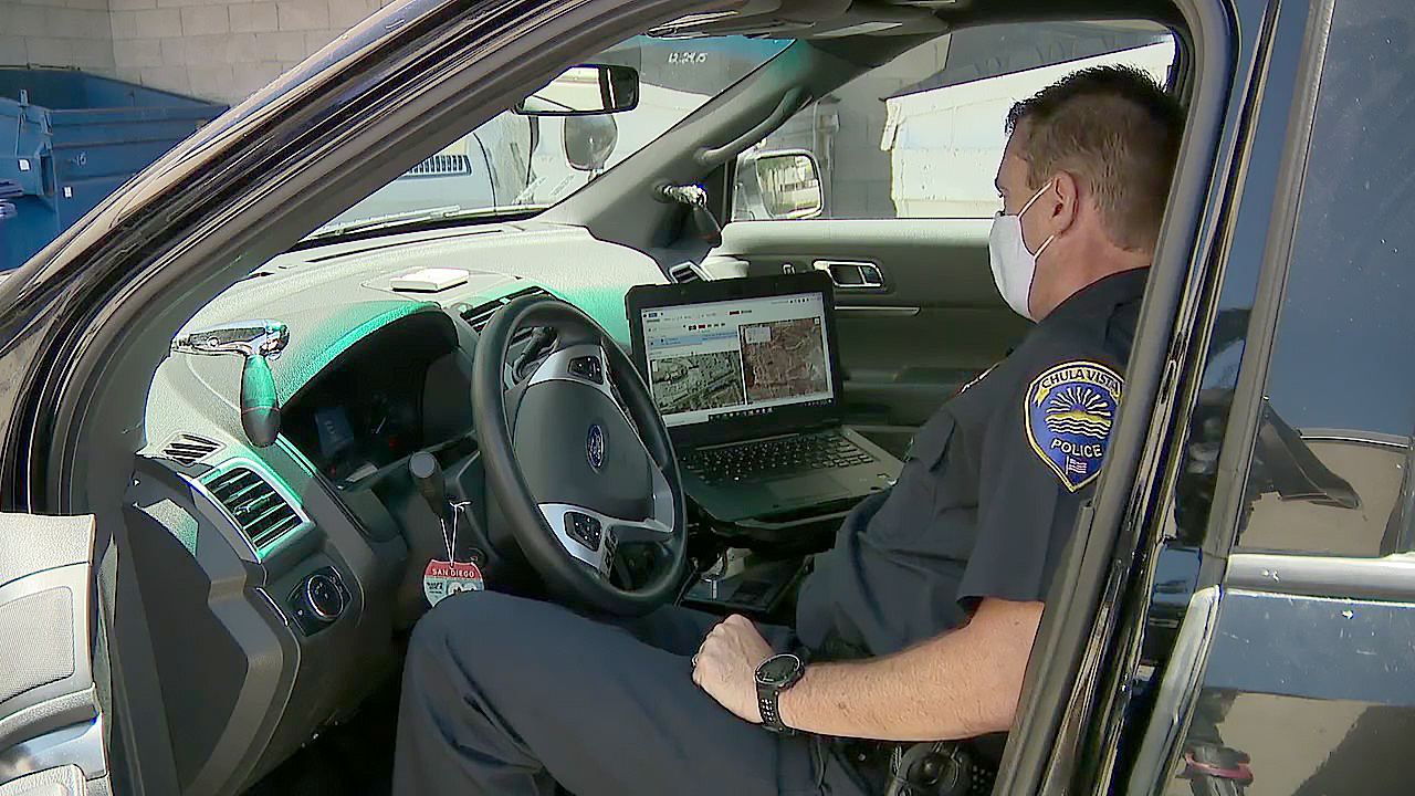 Police in Chula Vista have a brand new emergency dispatching system that could shave minutes off their response to 911 calls at a time when seconds are critical.