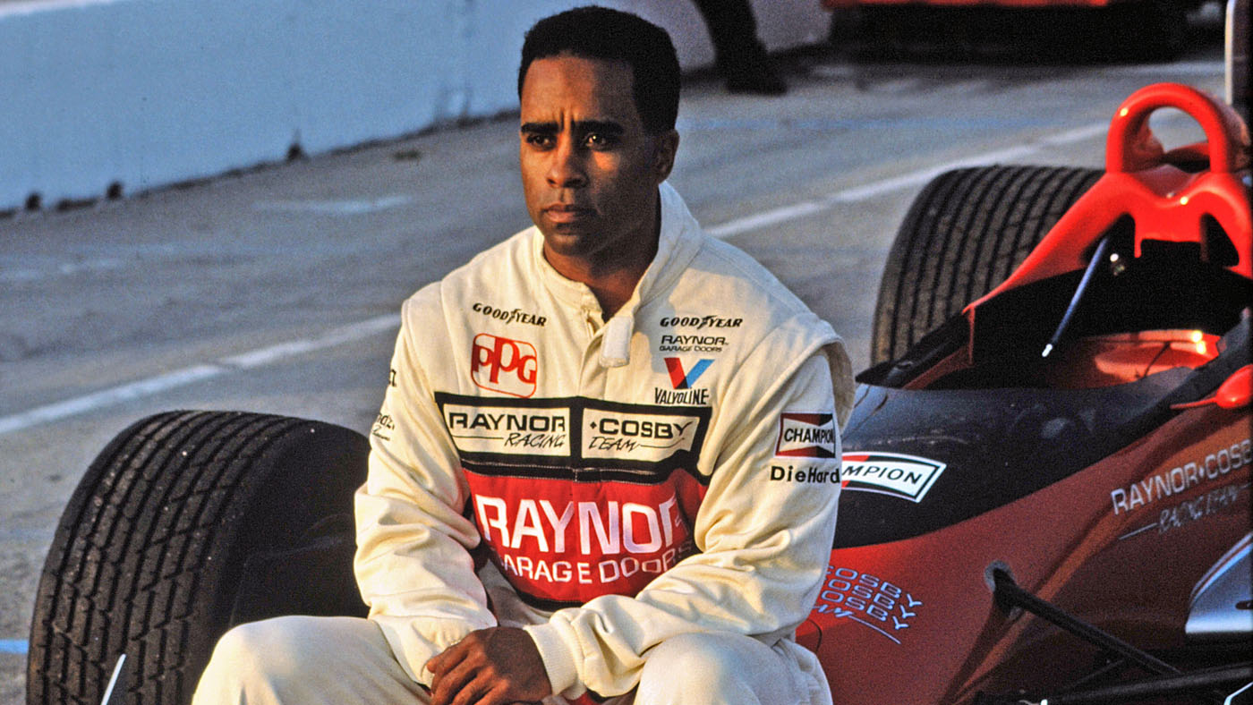 A documentary on a black Indy racer.