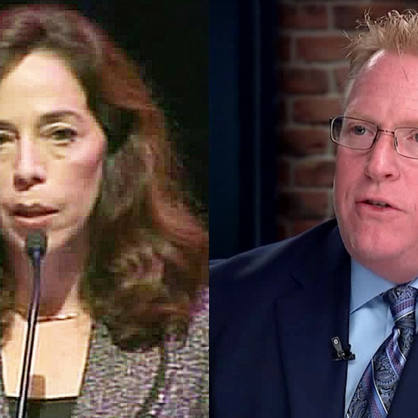 Mara Elliot and Cory Briggs are running for San Diego City Attorney.