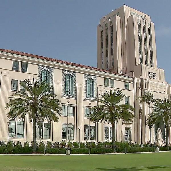 San Diego County Building