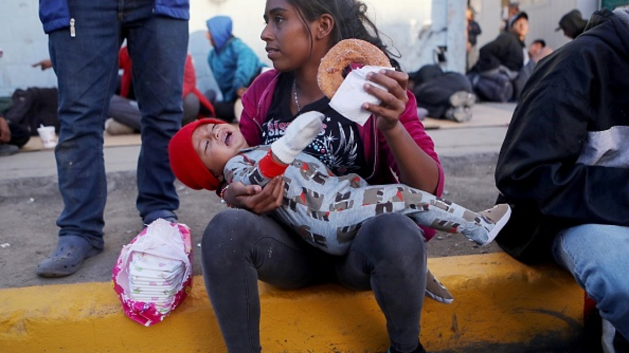 Doctors Without Borders: Fewer migrants heading north seeking asylum