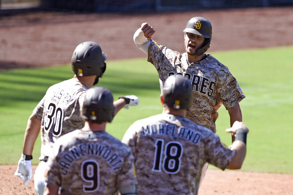 Padres secure playoff spot for first time in 14 years