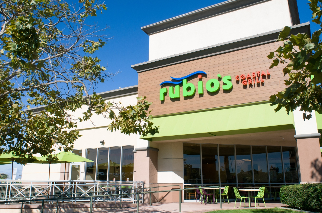 Rubio's restaurant chain files for bankruptcy