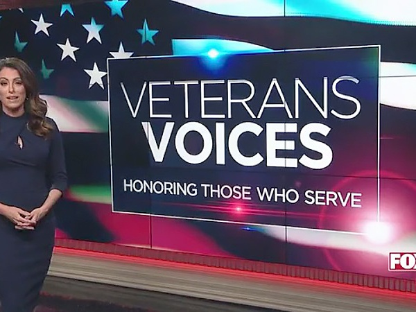 Veterans Voices with Kathleen Bade