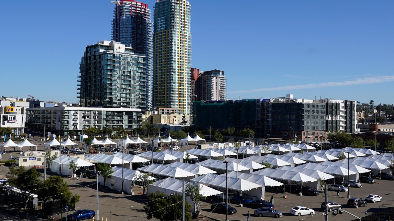Petco Park COVID-19 vaccination super site closing again through Tuesday - fox5sandiego.com