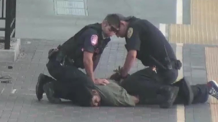 Family of a man who died after custody custody are suing 2 police officers in San Diego