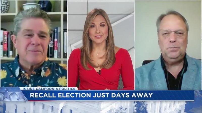 Inside California Politics: How the 2021 recall election compares to 2003 effort - fox5sandiego.com