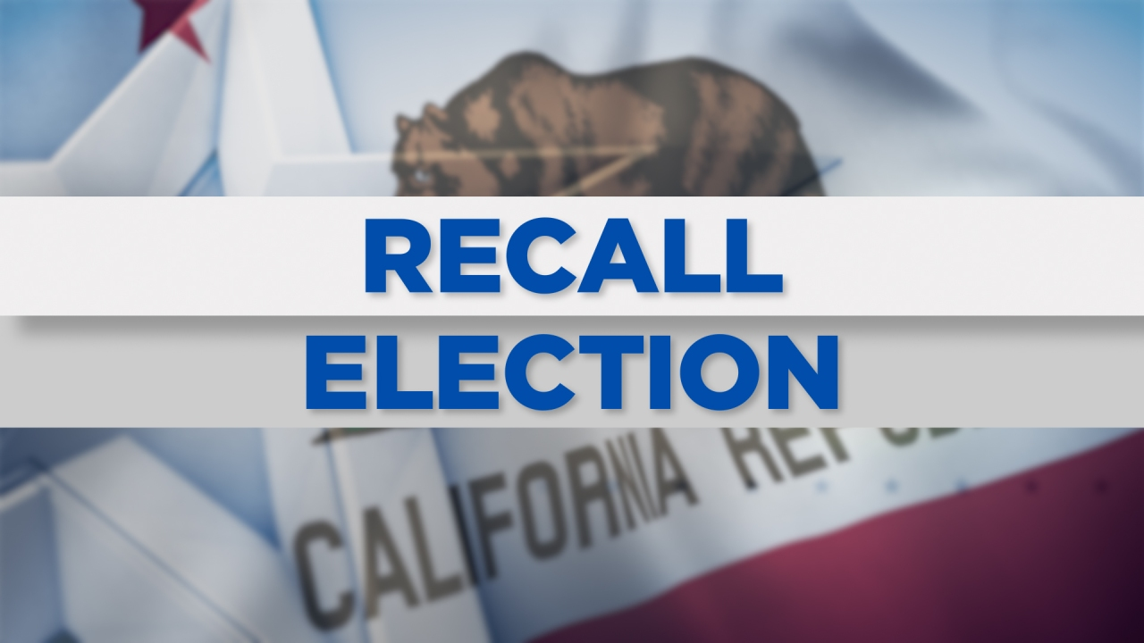 Results: California gubernatorial recall election - fox5sandiego.com